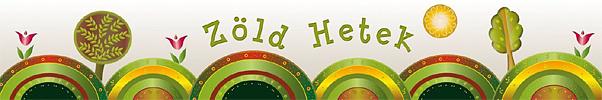 Zöld Hetek a Gyenesdiási Bölcsőde és Óvodában